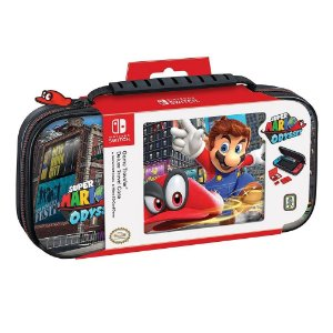 Case Bolsa Travel Deluxe Mario Kart - Nintendo Switch
