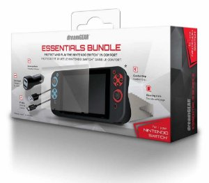 Kit Essencial Nintendo Switch 4 em 1 Bundle - Nintendo Switch