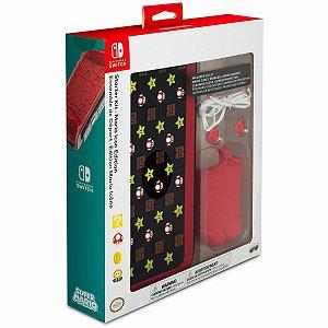 Kit Case Starter Mario Icon Edition - Nintendo Switch