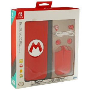 Starter Kit Mario M Edition - Nintendo Switch