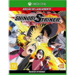 Naruto To Boruto Shinobi Striker - Edição De Lançamento - Xbox One