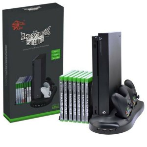 Suporte Vertical Cooler Stand Dvd Xbox One