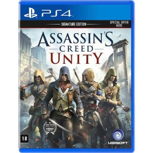 Game Assassin's Creed Unity (Seminovo) - PS4