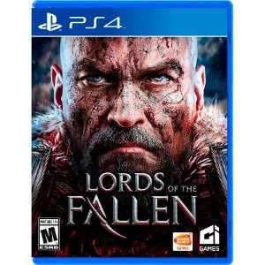 Lords of the Fallen (Seminovo) - PS4