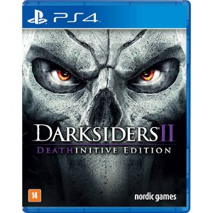 Darksiders II Deathinitive Edition - PS4