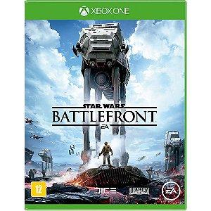Star Wars - Battlefront - Xbox One - SEMINOVO