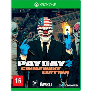 Payday 2 - Crimewave Edition - Xbox One