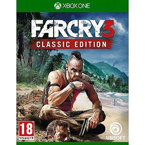 FarCry Far Cry 3 Classic Edition - Xbox One