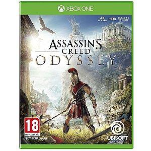 Assassins Creed Odyssey - JÁ DISPONÍVEL - Xbox One