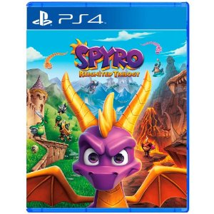 Spyro Reignited Trilogy (Pré Venda) - PS4