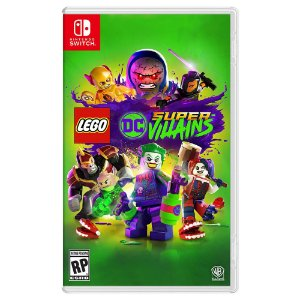 Lego DC Super Villains – Nintendo Switch
