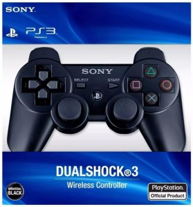 Controle Dualshock 3 Sixaxis PS3 - Preto Playstation