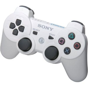Controle Dualshock 3 Sixaxis PS3 - Branco Playstation
