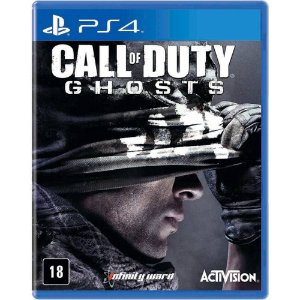 Call Of Duty - Ghosts (Seminovo) - Ps4