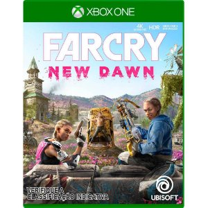 Far Cry FarCry New Dawn - Xbox One