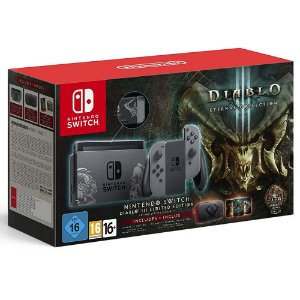 Console Nintendo Switch Diablo 3 Eternal Collection Bundle - Switch