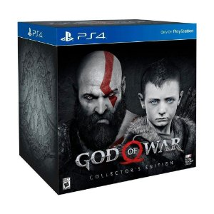 Jogo God of War (Collector's Edition) - PS4