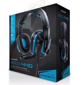 Headset GRX 440 Azul Xbox One Ps4 Switch