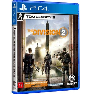Tom Clancy's The Division 2 (Seminovo) - PS4