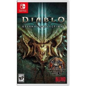 Diablo 3 Eternal Collection (Seminovo) - Nintendo Switch