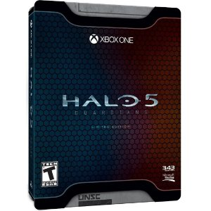 Halo 5: Guardians Steelbook (Seminovo) - Xbox One