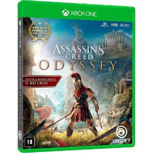Assassins Creed Odyssey (Seminovo) - Xbox  One