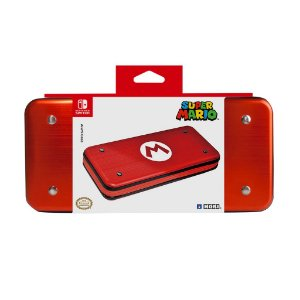 Case Alumínio Super Mario - Nintendo Switch