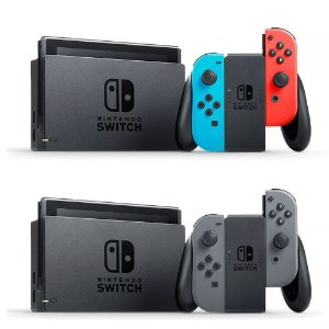 Console Nintendo Switch - Seminovo