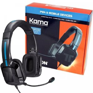 Headset Tritton Kama PS3 - PS4 Vita - XBOX One - PS4