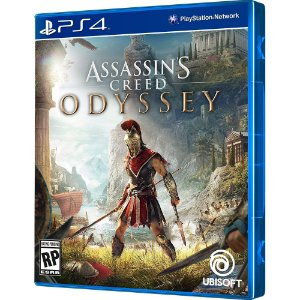 Assassins Creed Odyssey (Seminovo) - PS4