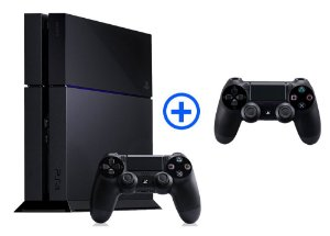 Console Playstation 4 Seminovo 500gb com 2 Controles - OFERTA ESPECIAL - Sony
