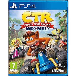 Crash Team Racing Nitro-Fueled (PRÉ-VENDA) - PS4