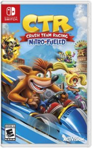 Crash Team Racing Nitro-Fueled (Seminovo) - Switch