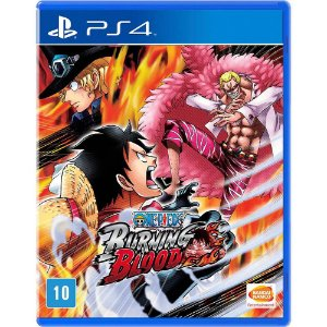 One Piece - Burning Blood - PS4