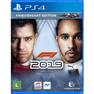 F1 2019 Anniversary Edition - PS4