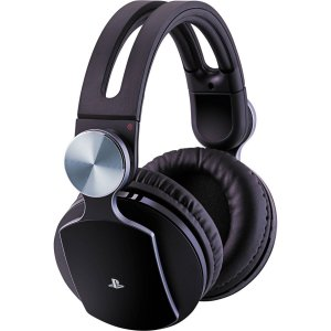 Headset Pulse 7.1 Preto Para Ps4 - SEMINOVO - Sony