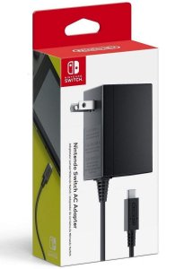Carregador Fonte Nintendo Switch Original (Seminovo) - Switch