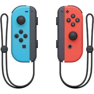 Controle Joy Con Nintendo Switch Par Neon (Seminovo) - Switch