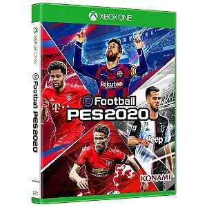 PES 20 - EFootball Pro Evolution Soccer 2020 (Pré-venda) - Xbox One