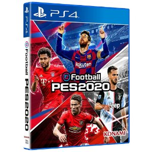 PES 20 - EFootball Pro Evolution Soccer 2020 (Seminovo) - PS4