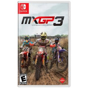 MXGP 3 - Nintendo Switch