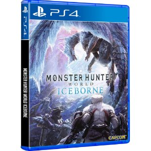 Monster Hunter: Iceborne- DISPONÍVEL - PS4