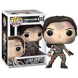 Pop Funko! Movie - Tomb Raider - Lara Croft #333