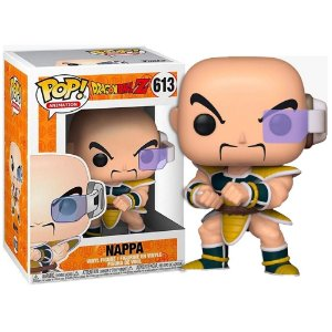 Funko Pop! Anime - Dragon Ball Z - Nappa #613