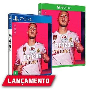 Fifa 20 - Lançamento (Já Disponível) - Xbox One - PS4