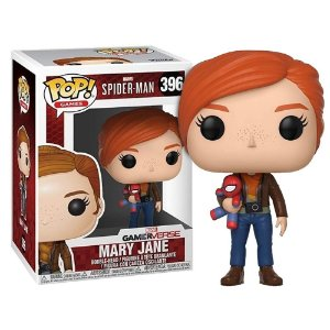 Funko Pop! Games - Spider-man - Mary Jane #396