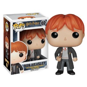 Funko Pop! Movies - Harry Potter - Ron Weasley #02