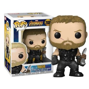 Funko Pop! Movies - Avengers Infinity War - Thor #286
