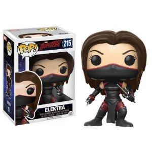 Funko Pop! Séries - Demolidor - Elektra #215