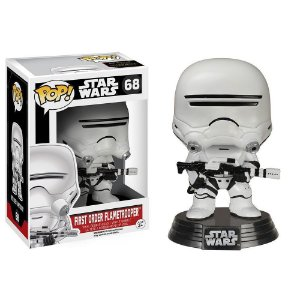 Funko Pop! Movies - First Order Flametrooper #68